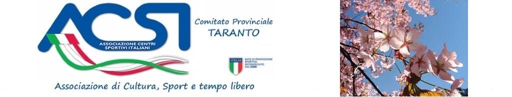 ACSI – Comitato Provinciale Taranto